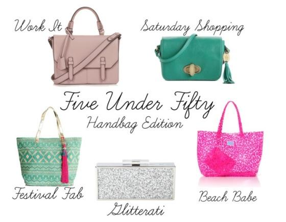 5under50handbags